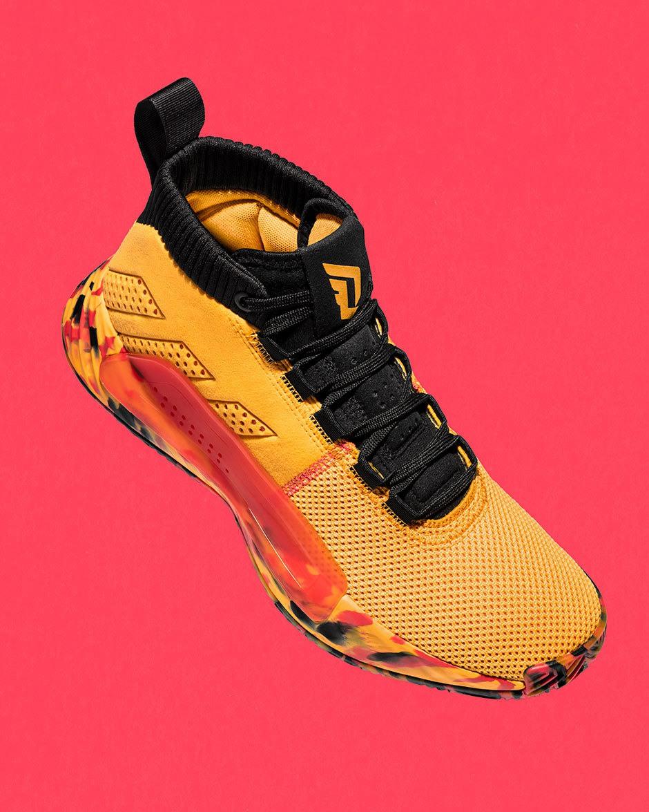 Adidas Dame5 R8 C1 V2