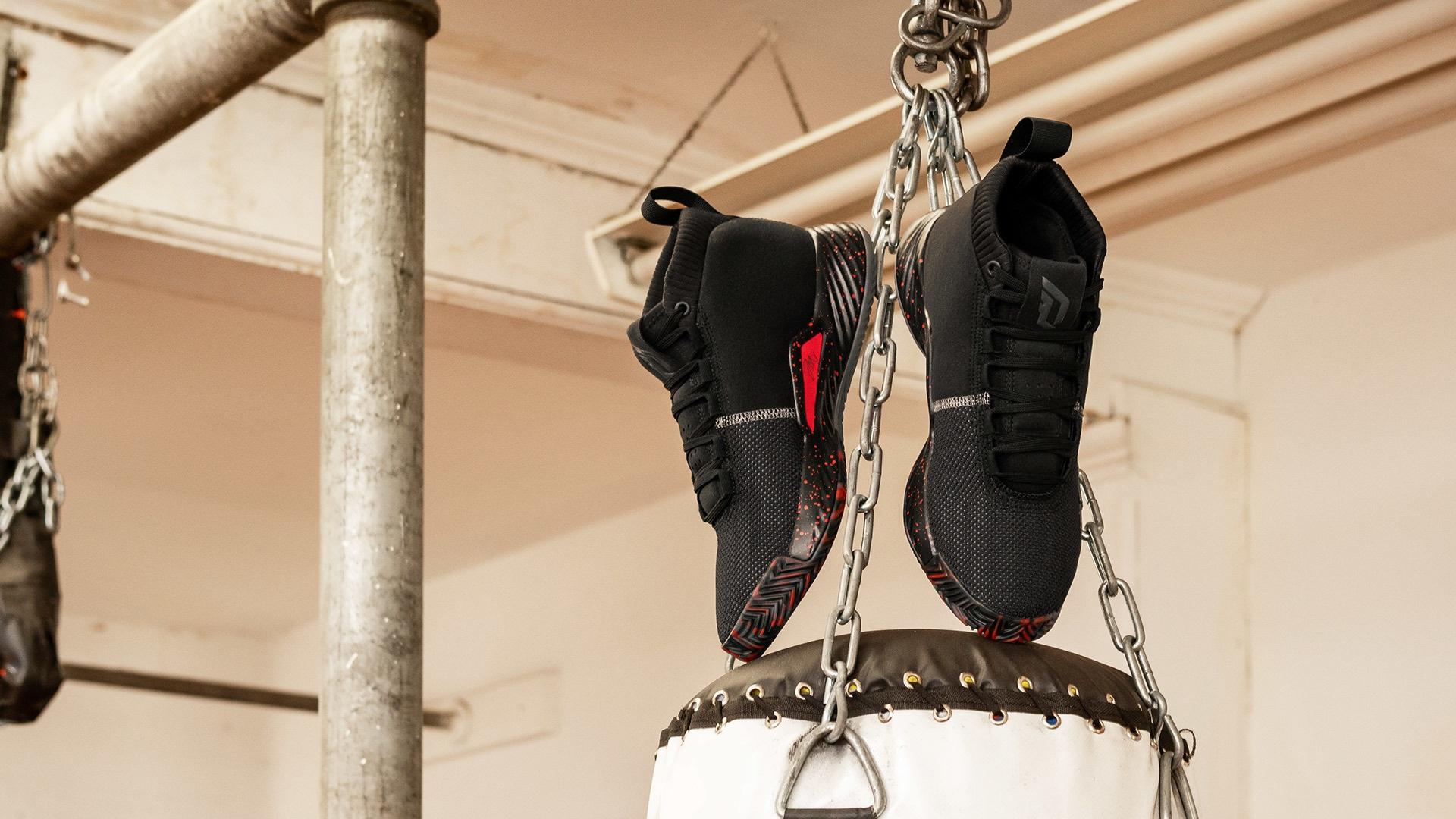 Adidas Dame5 R9 V1