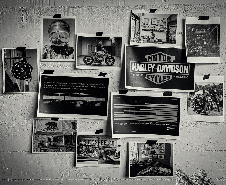 Harley Strategy
