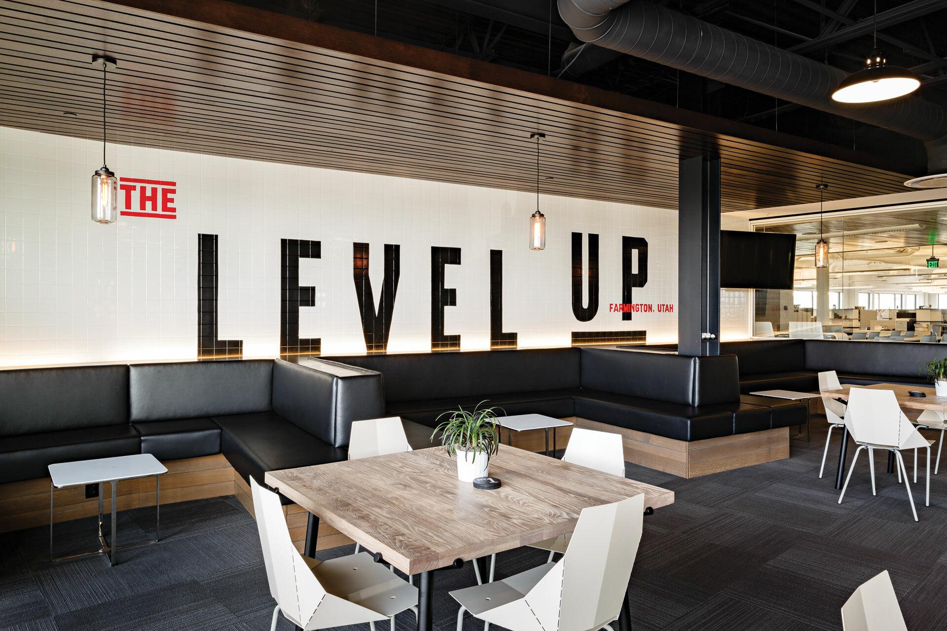Pluralsight HQ Level Up
