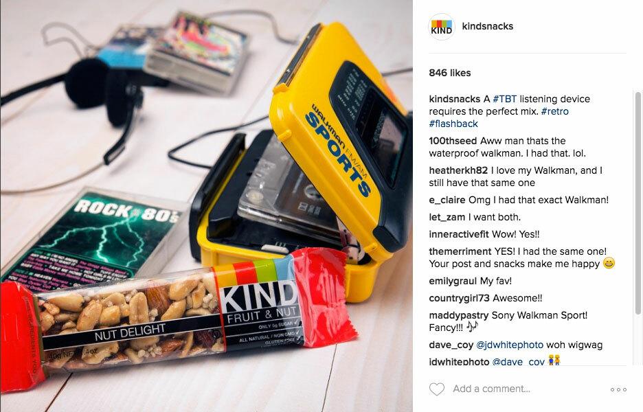 Kind Photo Walkman