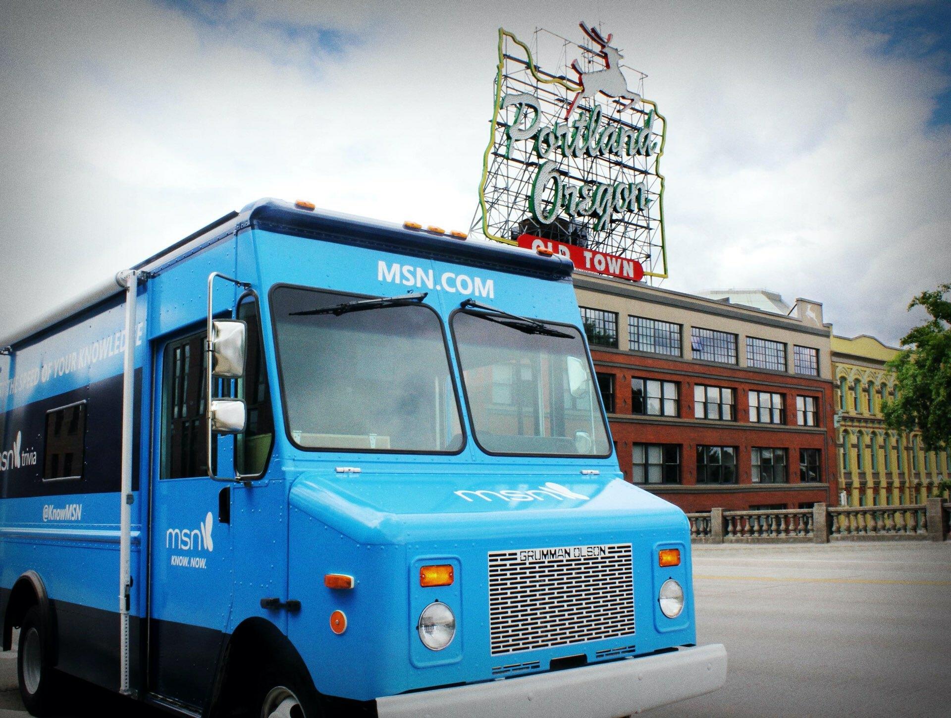 MSN Tour Portland