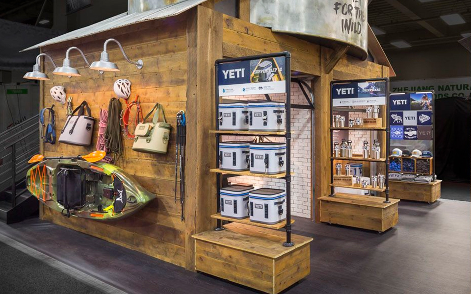 Yeti Trade Show Booth C2 R2 V1