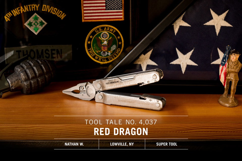 Leatherman TT Social Content May Red Dragon IGFBTW
