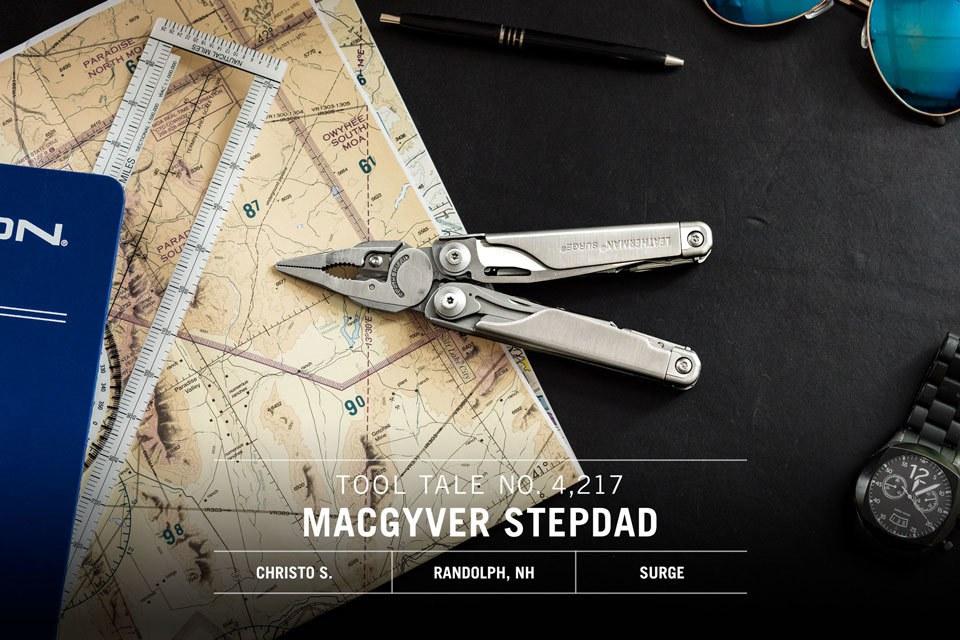 Leatherman TT Social Content September Macgyver Pilot V1 FBIGTW