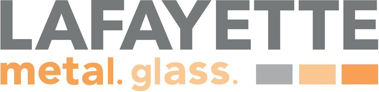 Lafayette Metal and Glass NEW
