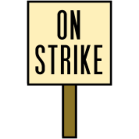 Eva led a strike at Birling and Company