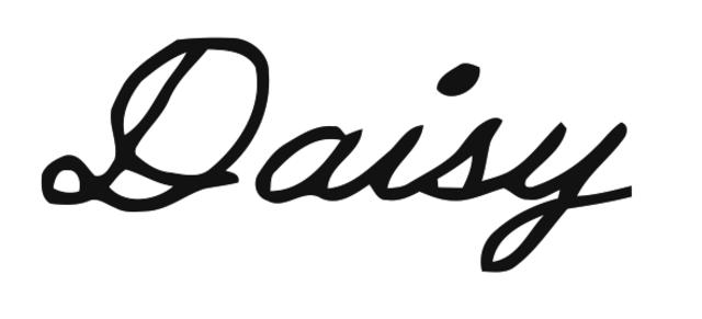 Eva changed her name to Daisy Renton