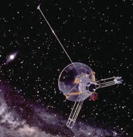 First Artificial Satellite to Exit the Solar System