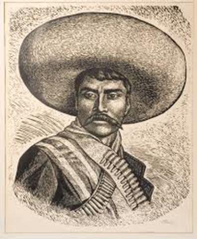 Zapata y el Plan de Ayala