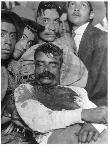 Matan a Zapata