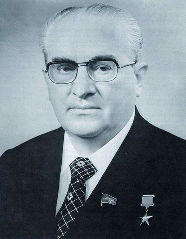 Yuri Vladimirovich Andropov