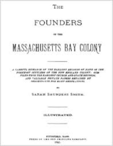 Establishment of Bay Colony