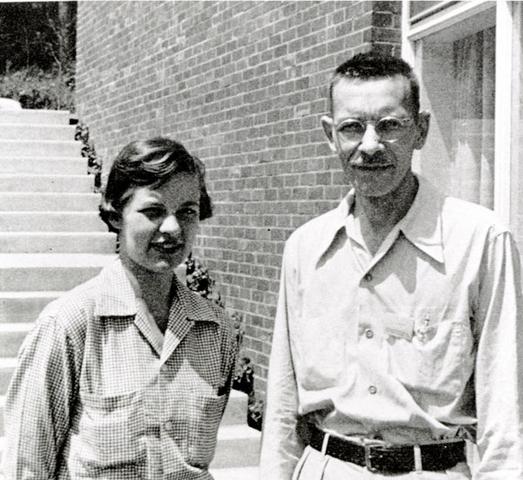 Alfred Hersey y Martha Chase