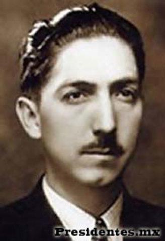 MIGUEL ALEMÁN BALDÉS (1946-1952)