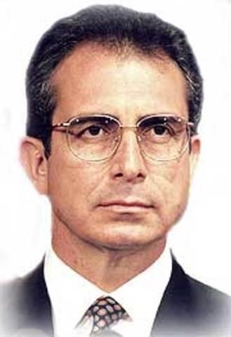 Ernesto Zedillo Ponce de León (1994-2000)