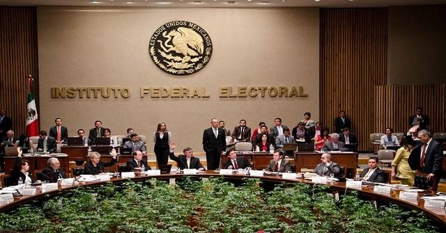 reforma del IFE