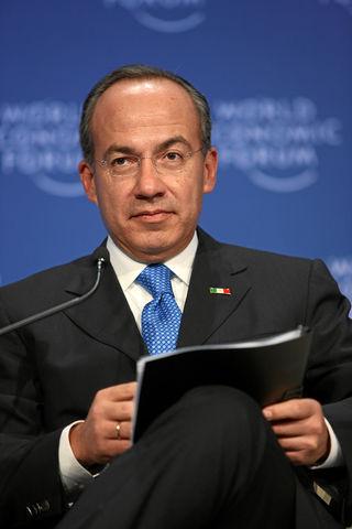 Felipe de Jesús Calderón Hinojosa (2006-2012)
