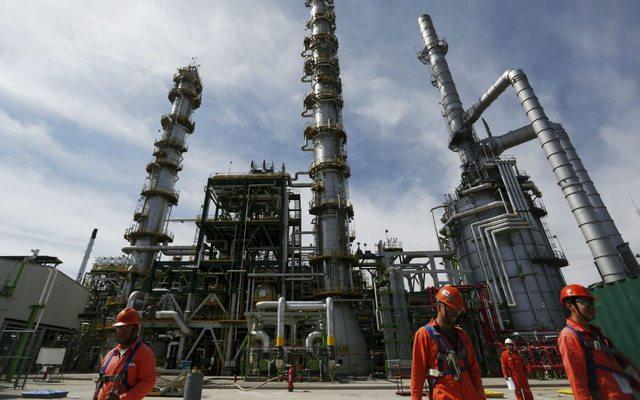 Pemex, nueva refineria