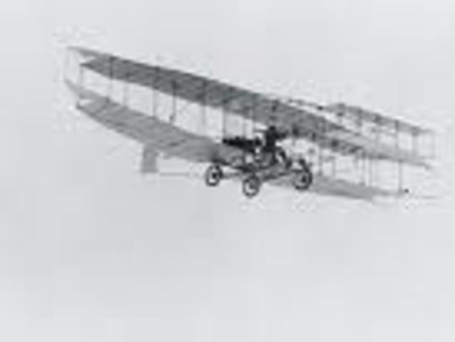 Era of Powered Flight Launched