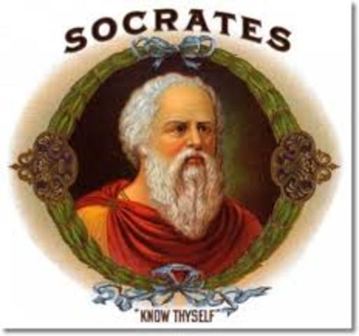 SOCRATES(469-339 a.c.)