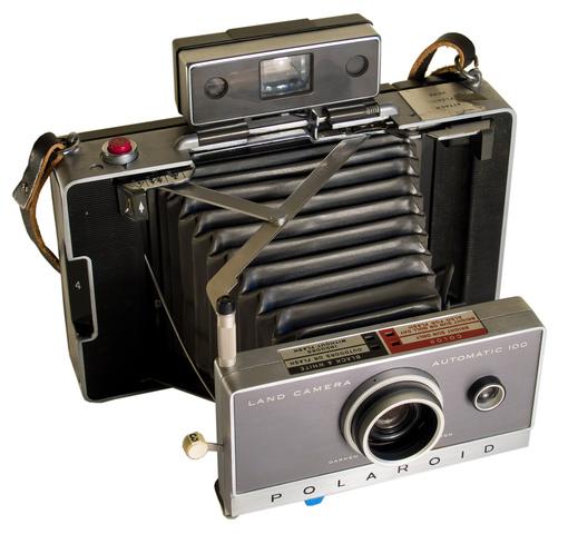 Polaroid Land.