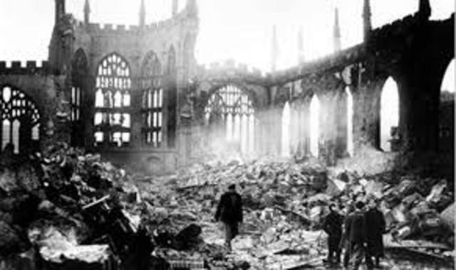 1942 Los Aliados empiezan a contrarrestar el ataque de Alemania y los países del eje