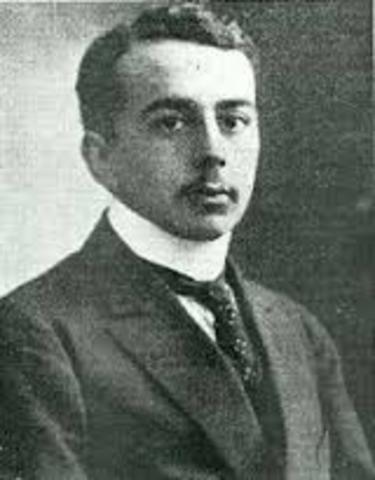 Dénes Kőnig(Matemático Judío -húngaro) Teoria de grafos