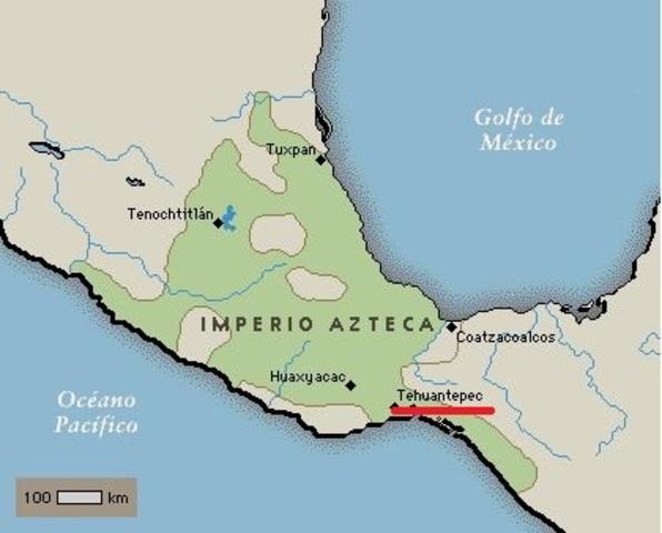 Conquistaron Tehuantepac