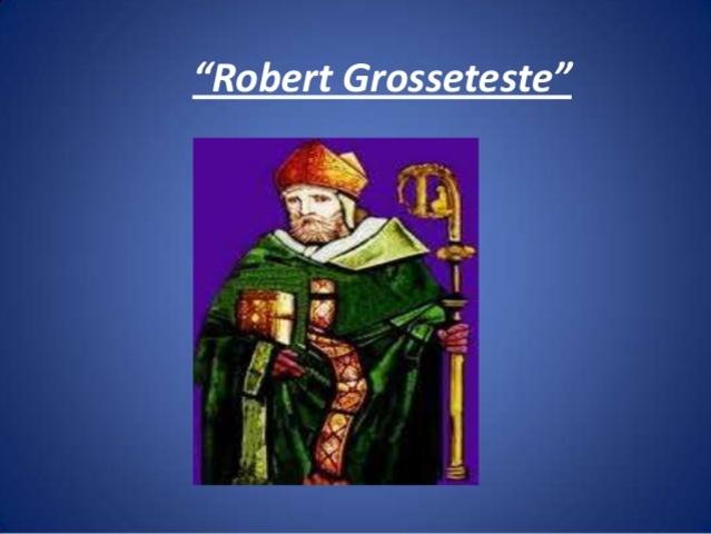Robert Grosseteste. Ideas de la metodología científica. (1175-1253)