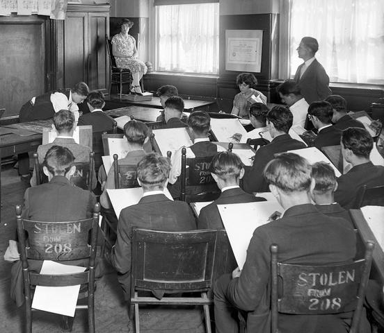 La educación en Colombia 1925