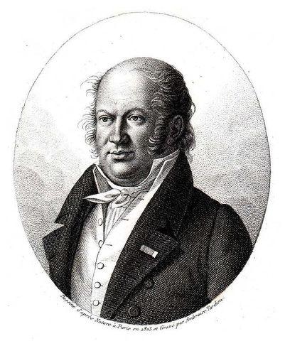 ETIENNE GEOFFROY SAINT-HILAIRE (1772 -1844)
