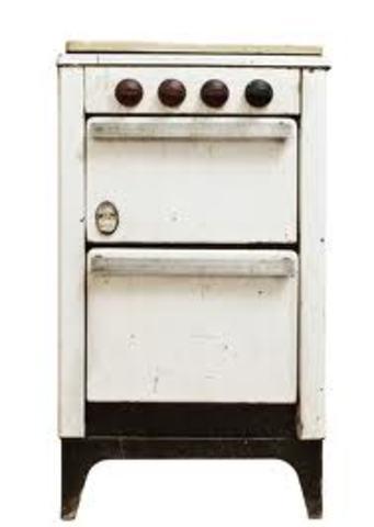 primera estufa de gas