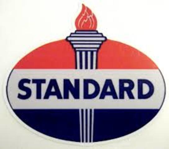 Contrato con Standard Oil