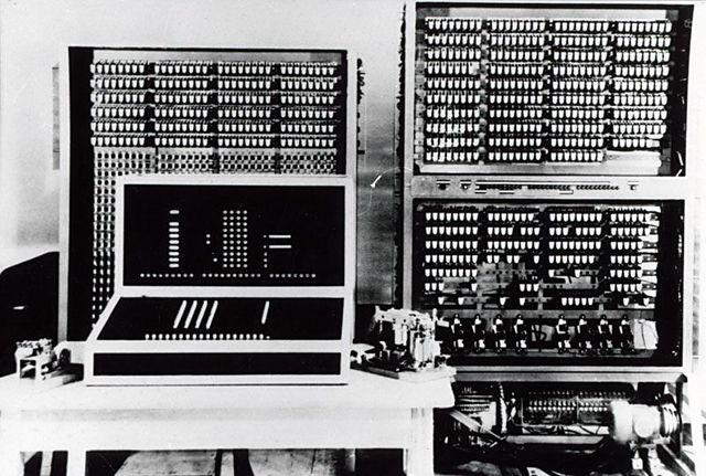 Primer computador - Z3