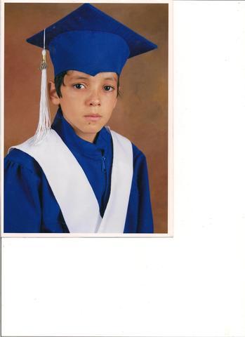 ten years old