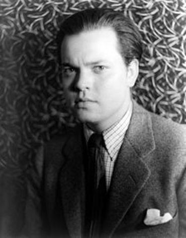 Hello Orson Welles!