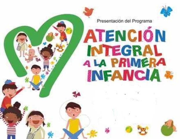 Diseño de la Política Nacional de Atención al Menor