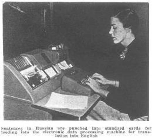IBM-Georgetown experiment