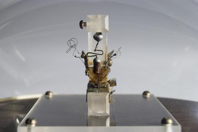 Surgimiento del Transistor