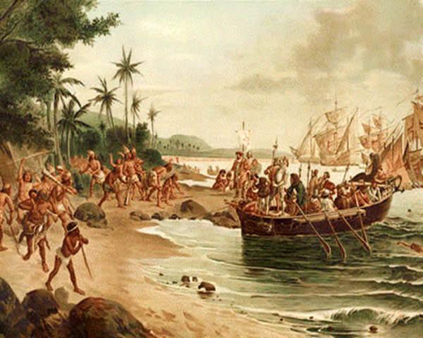 Colonização do Brasil - Função da Colonia (Brasil) e Exploração