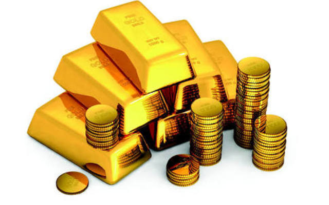 Descoberta oficial do ouro