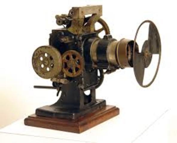 Proyector de película