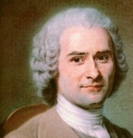 Jean-Jacques Rousseau (Pedagogía romántica)