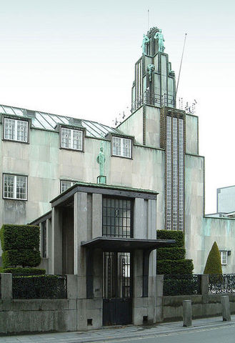 Palacio Stoclet - Hoffman