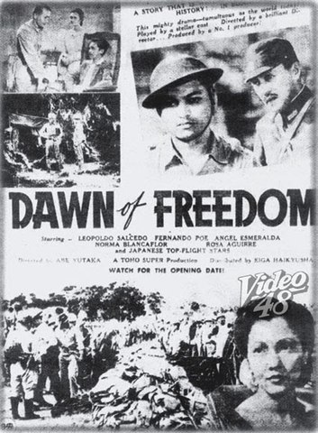 DAWN OF FREEDOM