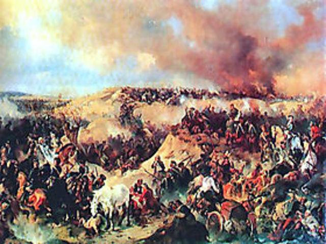 Final de la Guerra de los Siete Años.