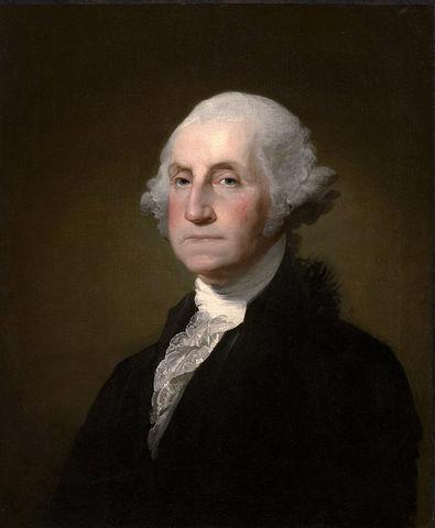 Primer presidente de los Estados Unidos.