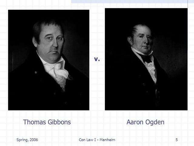Gibbons v. Ogden