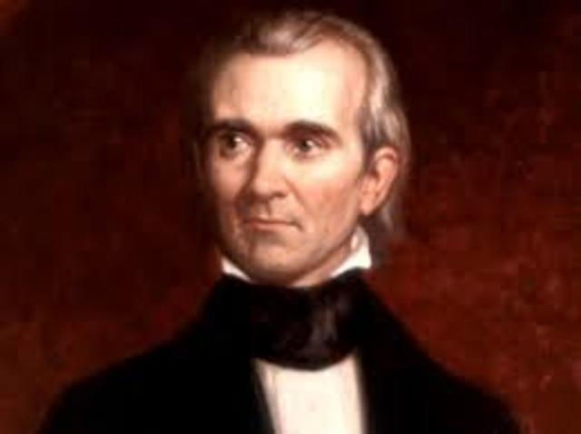 James Polk Elected President